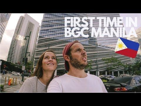 Exploring BGC in MANILA I Philippines