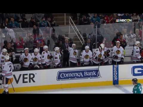 Chicago Blackhawks vs San Jose Sharks | NHL | 23-NOV-2016