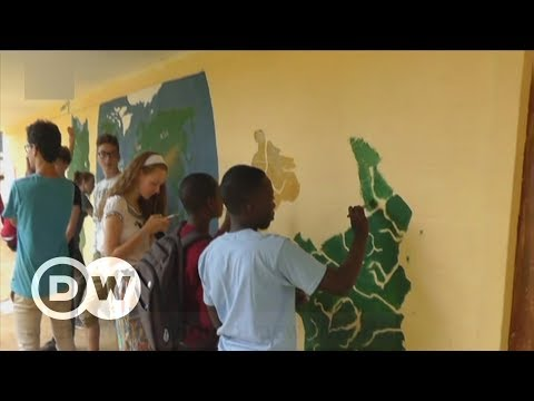 DYB: Tanzanian and German students growing together | DW English
