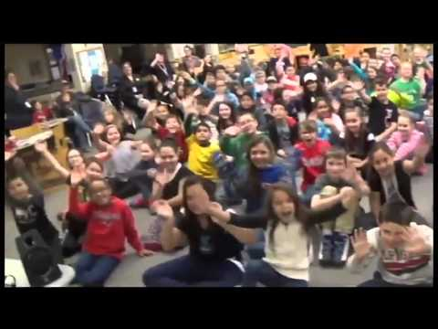School visit: Amherst Street School