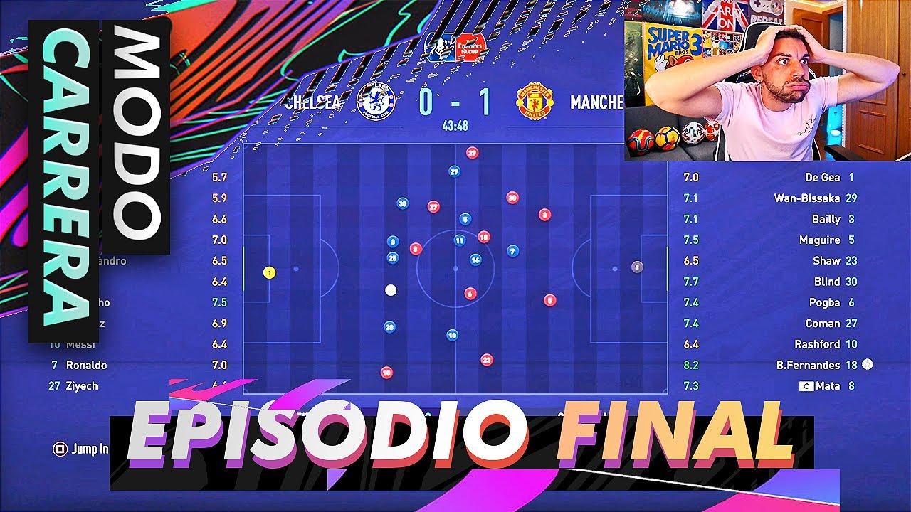 EPISODIO FINAL DEL EQUIPO DE +500 MILLONES EN FIFA 21