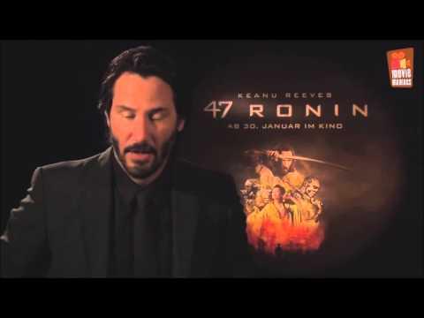 47 Ronin Interview W/ Keanu Reeves