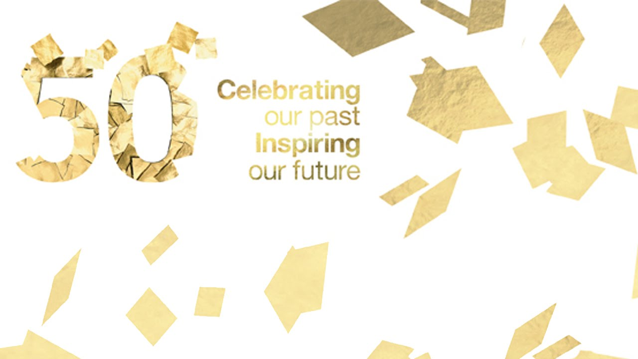 50th Anniversary: Celebrating our past, inspiring our future ...