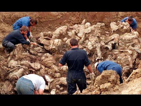 IMPRESIONANTE!!! Revelan imágenes de la fosa clandestina en Cocula, Guerrero