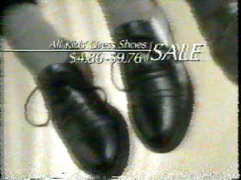 1995 - An Easter Sale at Venture Department Stores