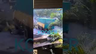 Download Video Kecelakaan di bandar Lampung, mobil tidak kuat nanjak,korban pengendara motor tewas MP3 3GP MP4