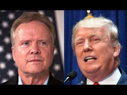 Alternate History: 2016- Donald Trump vs Jim Webb