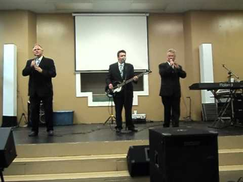 I'm Getting Ready To Leave This World--Tim Frith & Gospel Echoes