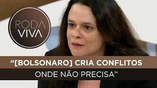 Janaína Paschoal Responde Se Há Risco De Bolsonaro Não Concluir Mandato