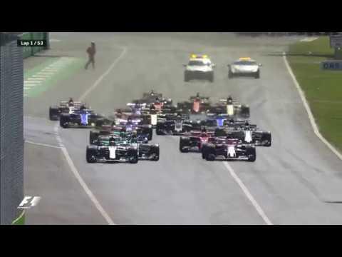 2017 Italian Grand Prix | Race Highlights
