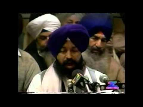 Suni Ardas Swami Mere - Bhai Gurcharan Singh - Live Sri Harmandir Sahib