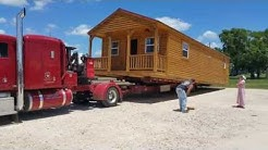 Derksen Portable Cabin Build-Out by Enterprise Center of Giddings, TX