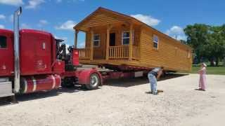 Derksen Portable Cabin Build-Out by Enterprise Center of Giddings, TX