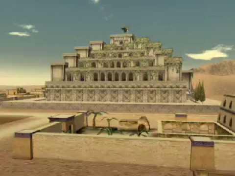 Las siete maravillas del mundo antiguo los jardines for Los jardines de arbesu