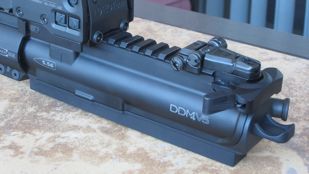 raven concealment systems topstop ar upper receiver cover youtube