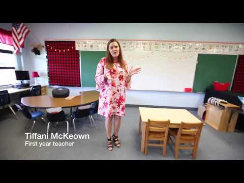 First Year Teachers at South Ocala Elementary School