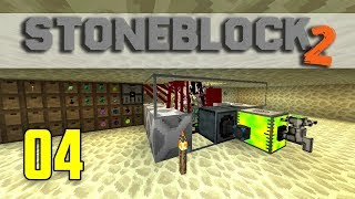STONEBLOCK 2 | EPS. 4 | ENDERMAN FARM LEGENDARY LOOT - Minecraft Mods Indonesia