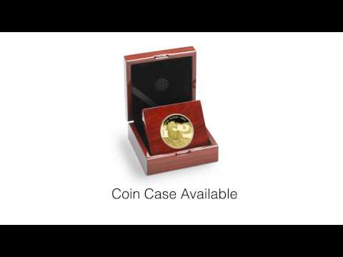 1 oz 2014 Year of the Horse British Royal Mint Gold Coin