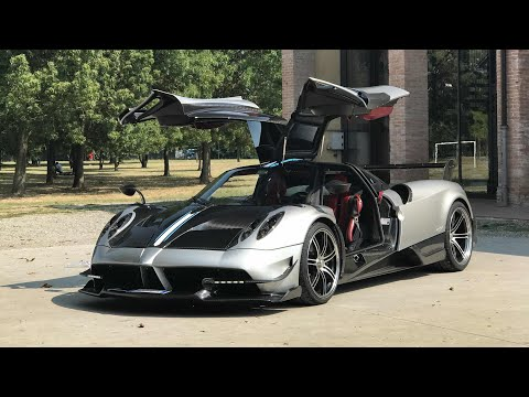 160mph In A Pagani Huayra BC: The Ultimate Ride