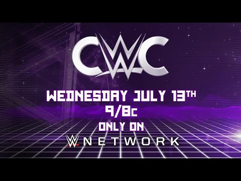 The Cruiserweight Classic begins July 13, only on the award-winning WWE Network