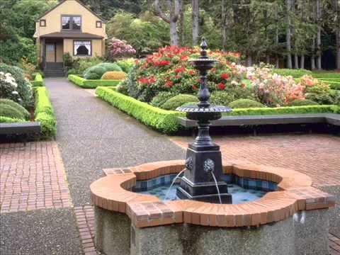 Garden Fountain Garten-Brunnen