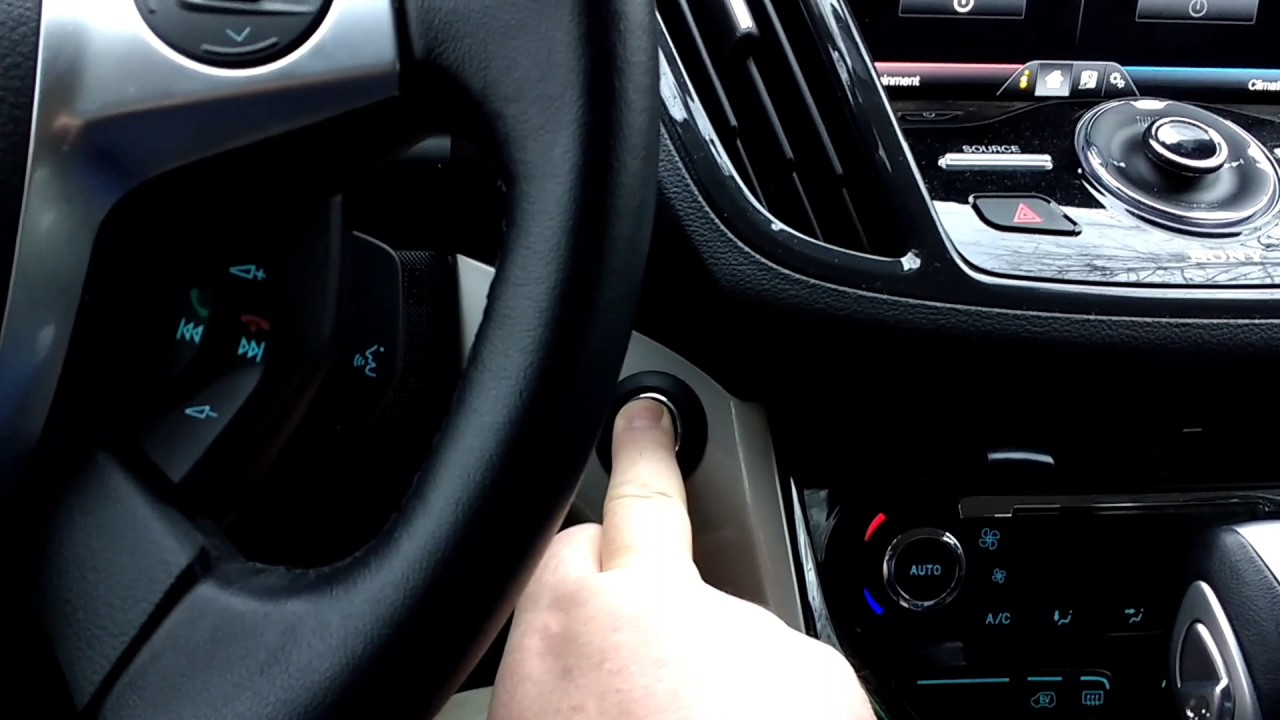Ford 2017 C Max Energi Engine Problem