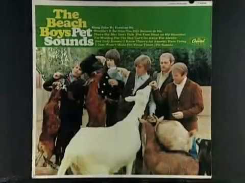 The Beach Boys - God Only Knows- Brian Sings Lead  (subtitulos En Español)
