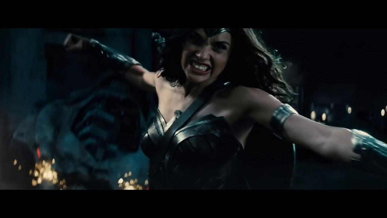 супермен и чудо женщина трахаются