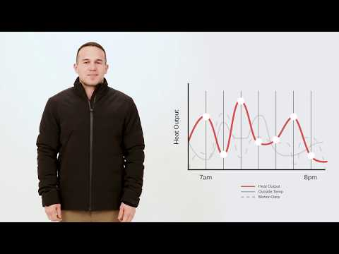 Introducing Mercury  The First Intelligent Heated Jacket