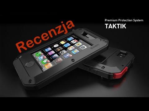 ec9f174fefc Lunatik Taktik - Pancerna Obudowa dla iPhone'a - Recenzja - Test -  AppleNaYouTube