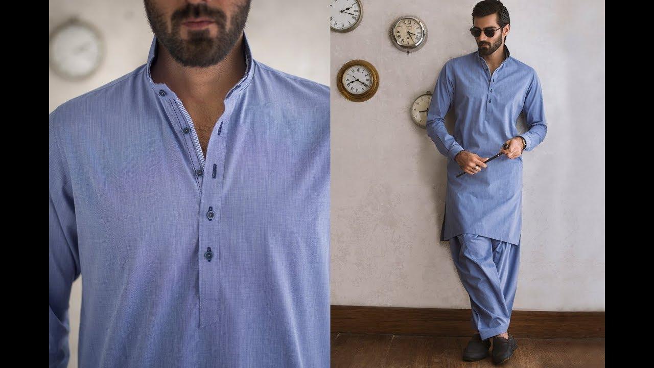 Latest Ideas Eid Salwar Kameez Designs For Men Youtube