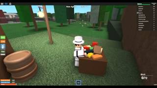 [ROBLOX: The Living Dead] - Let's Play - Zombie Killing Simulator?