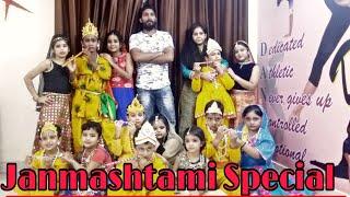 Janmashtami Special | Soja Zara | Holi Mein Katti Hai Jayegi |Dance Choreography |D3 Company
