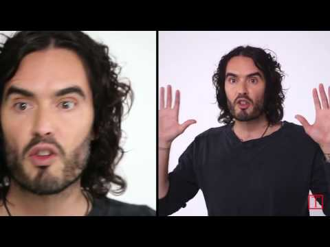 Russell Brand Explains How You Start a Revolution   Time HD