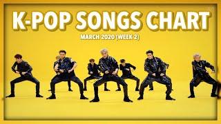 Baixar (TOP 100) K-Pop Songs Chart | March 2020 (Week 2)