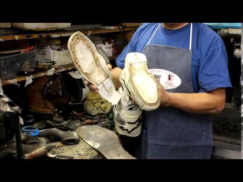Resole of Alpinestars Tech 3, 7 & 10 boots by MX Boot Resole & Repair
