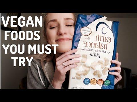 "The Best Vegan Alternatives To ""Normal"" Foods | MUST TRY VEGAN FOODS"