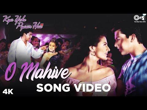 o-mahive-song-video---kya-yehi-pyaar-hai-|-alka-yagnik,-sonu-nigam-|-ameesha-patel,-aftab