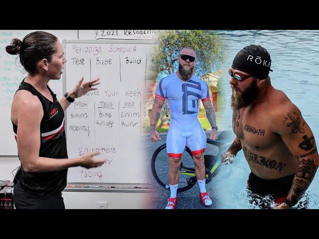 How To Schedule & Program Triathlon Training | Triathlon Training (1/3)