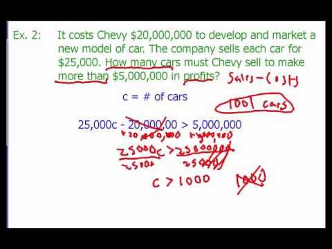 Printables Real World Math Problems Examples real world inequalities youtube rippon mathematics