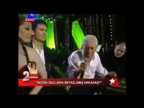 Adnan Senses Neden Saclarin Beyazlamis Arkadas Youtube