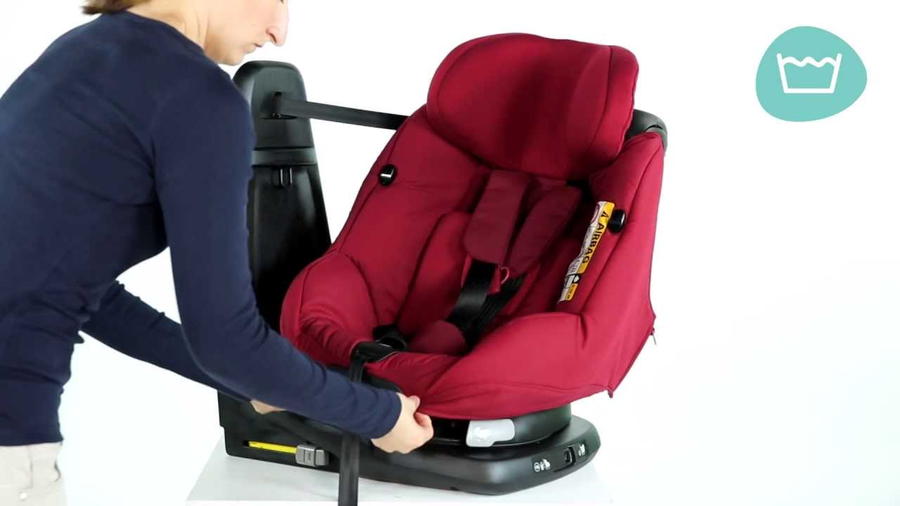 Maxi Cosi Car Seat How To Wash Maxi Cosi Axissfix How To Wash And Clean The Car Seat
