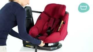 Maxi-Cosi AxissFix | How to wash and clean the AxissFix car seat