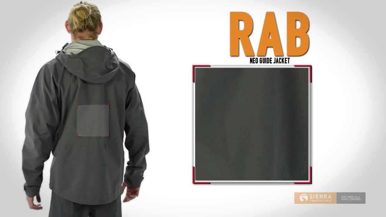 Mens jacket guide - Rab Neo Guide Jacket Waterproof For Men