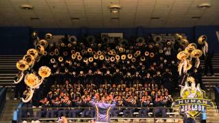 "Southern University Human Jukebox ""Hustler Musik"" @ Boombox Classic BOTB 2014"