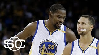 Warriors Have Their Eye On The Prize | SportsCenter | ESPN