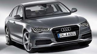 Тест-драйв Audi A6 2015