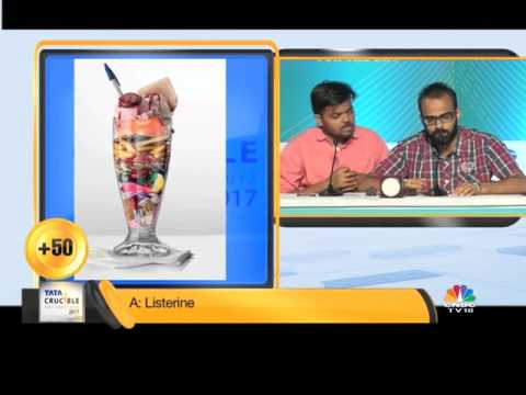 Tata Crucible The Campus Quiz 2017 Jamshedpur Final Part 3