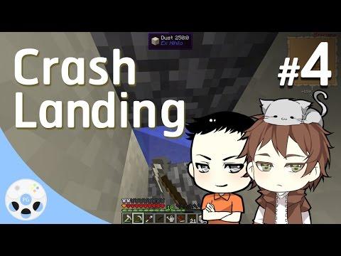 Minecraft Mod FTB Crash Landing #4 - หินออร์แกนิค (?)