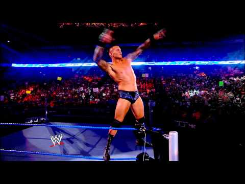 WWE SMACKDOWN AmericanAirlines Arena 2013